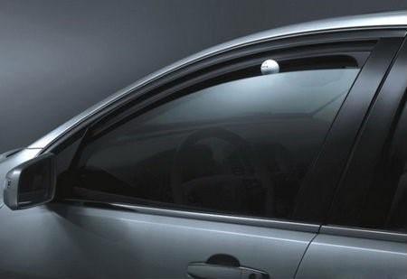 tinted windows on cars