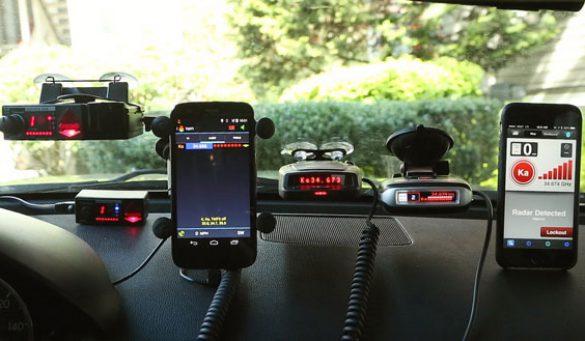 Radardetectors hurricane auto