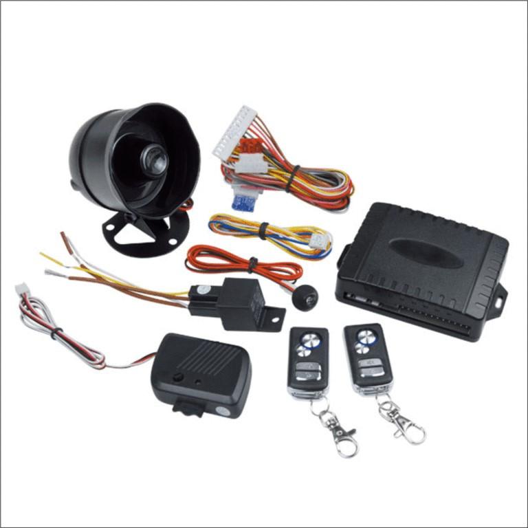 auto-alarm-components