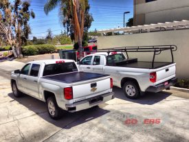 Truck Covers USA hard retractable tonneau covers with built in tool box