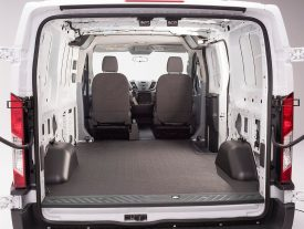 bedtred ford transit connect