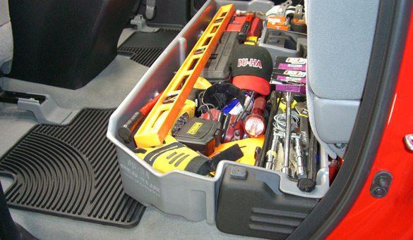 ineterior accessories storage